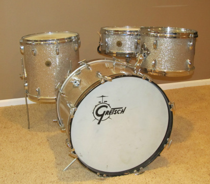gretsch drum dating Little is known about the company, however before starting the kent manufacturing company, bill kent was employed by the gretsch drum company for a time, probably in the 1940's the date actually refers to a kent distributor and not the kent manufacturing company the kent brothers started their drum company.