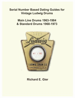 ludwig drum serial number dating One of the oldest names in modern drums, ludwig has a long history of to identify a ludwig: date stamp, serial number/badge style and shell.